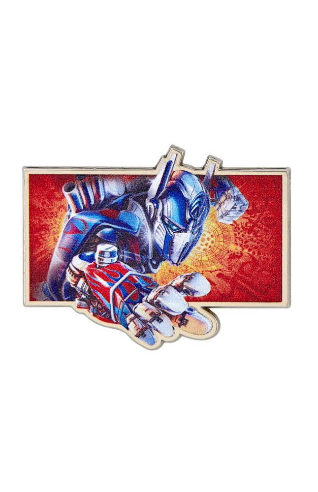 Image for Transformers® Optimus Prime® Sculpted Pin from UNIVERSAL ORLANDO
