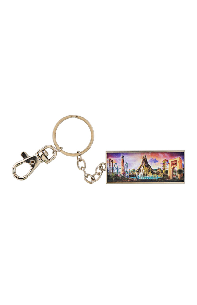 Image for Universal Studios 3-Park Keychain from UNIVERSAL ORLANDO