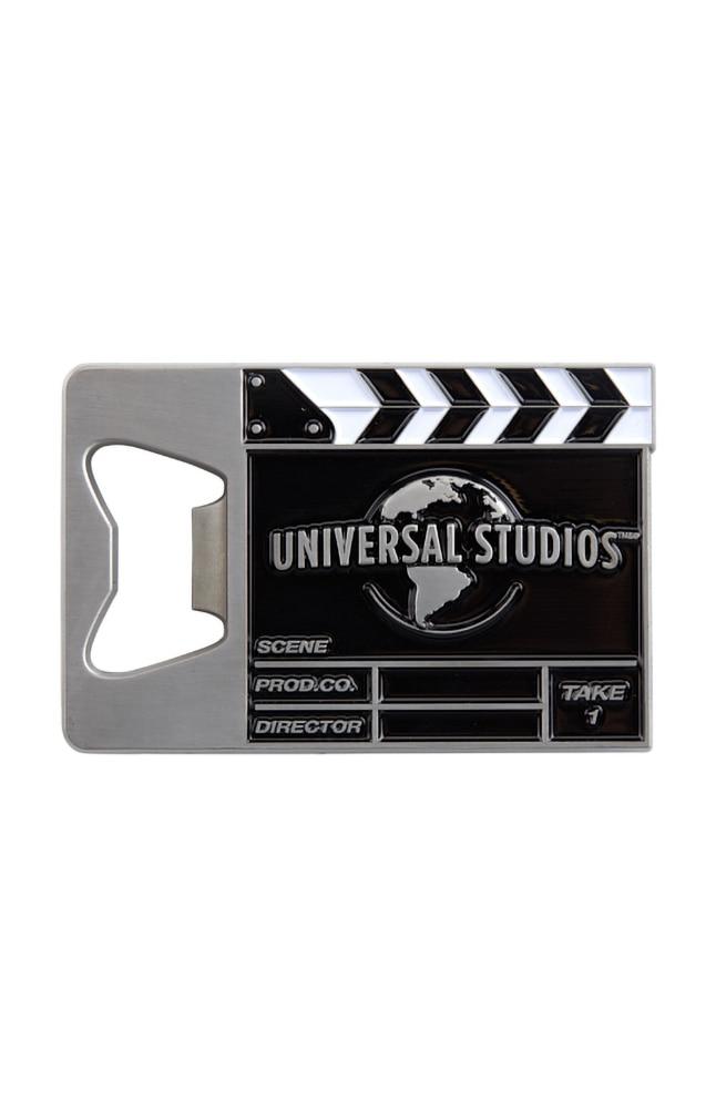 Image for Universal Studios Clapboard Magnetic Bottle Opener from UNIVERSAL ORLANDO