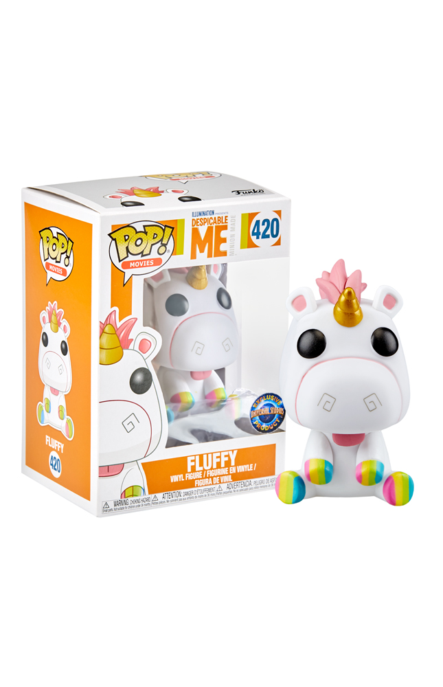 Image for Universal Studios Exclusive - Pop!® Vinyl Figure: Fluffy from UNIVERSAL ORLANDO
