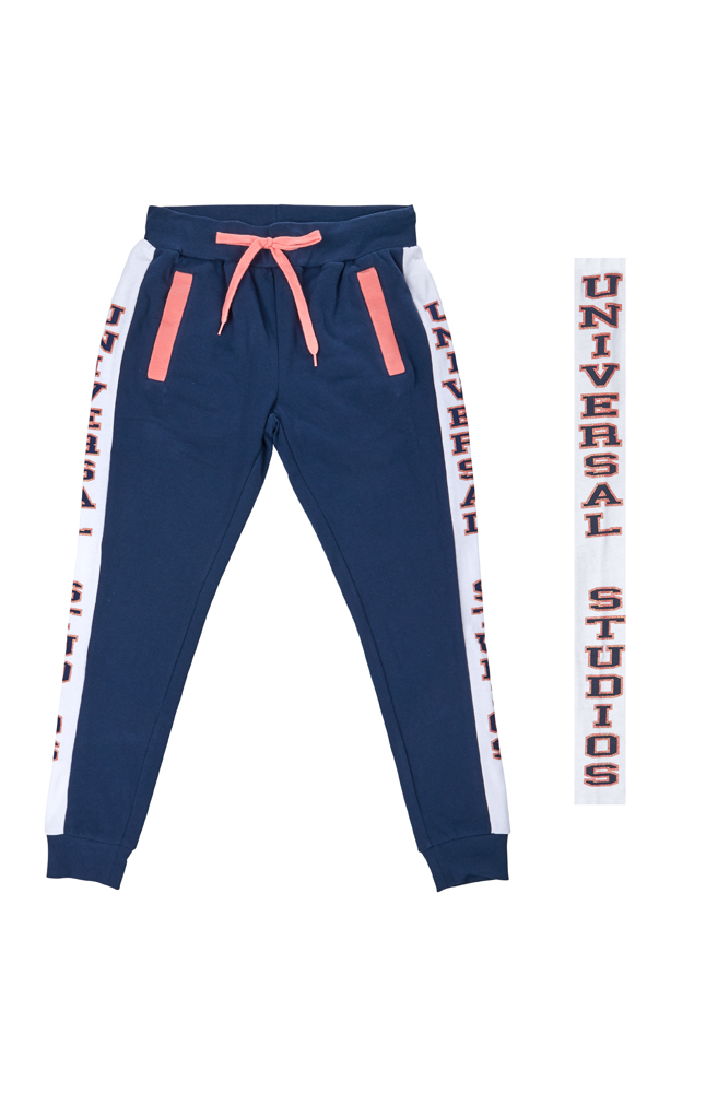 Image for Universal Studios Ladies Navy Lounge Pants from UNIVERSAL ORLANDO