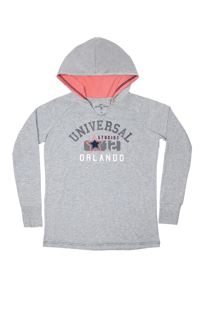 Image for Universal Studios Orlando Ladies Hooded T-Shirt from UNIVERSAL ORLANDO
