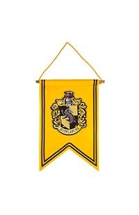 Hufflepuff™ Crest Banner