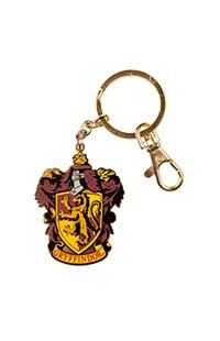 Gryffindor Crest Medallion Keychain