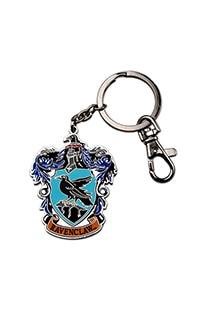 Ravenclaw Crest Medallion Keychain
