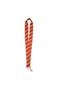 Gryffindor Striped Tie Lanyard