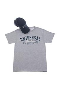 Unisex Cap and T-Shirt Combo