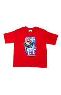 E.T. Bicycle Toddler T-Shirt