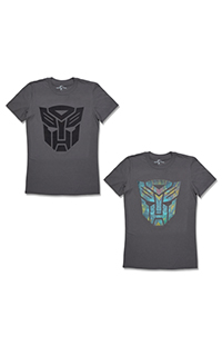 Autobot Heat Activated Adult T-Shirt
