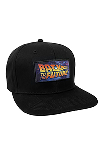 Back To The Future Adult Cap