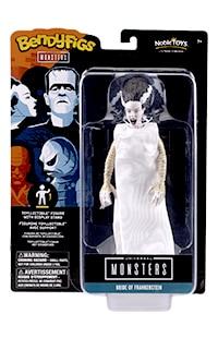 BendyFigs™ Universal Monsters - Bride of Frankenstein Figurine