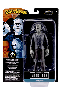 BendyFigs™ Universal Monsters - Frankenstein Figurine