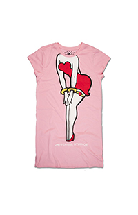 Betty Boop™ Body Ladies Nightshirt