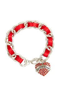 Betty Boop™ Curb Chain Bracelet