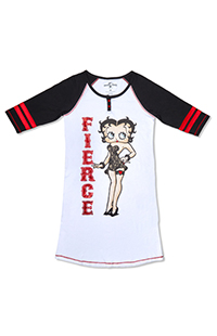 "Betty Boop™ ""Fierce"" Nightshirt"