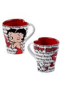 Betty Boop™ Heart Mug
