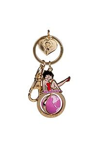 Betty Boop™ Spinner Keychain