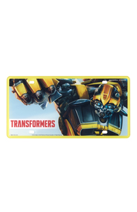 Bumblebee® License Plate