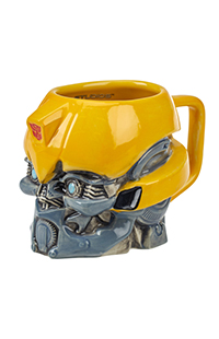 Bumblebee® Sculpted Head Mug