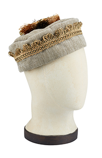 Chenille Wizard Hat with Tassels