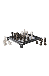 Collectible Wizard Chess Set