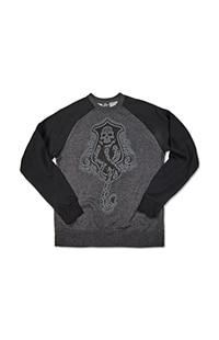 Dark Mark Adult Raglan Sweatshirt