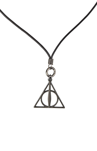 Deathly Hallows™ Cord Necklace