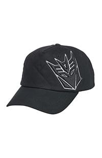 Decepticon Adult Cap