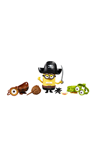 Despicable Me Build A Minion Deluxe Pack