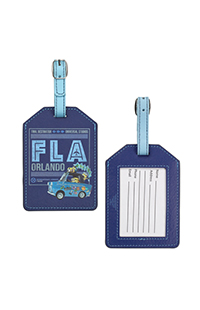 "Despicable Me ""Final Destination Universal Studios"" Luggage Tag"
