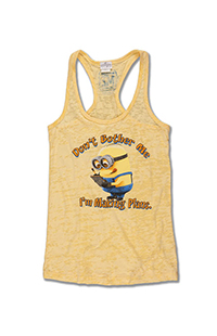 Despicable Me Ladies Lounge Tank
