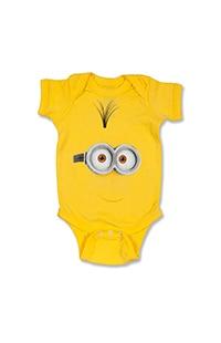 Despicable Me Minion Big Face Infant Bodysuit