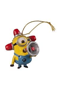 Despicable Me Minion Fire Alarm Ornament
