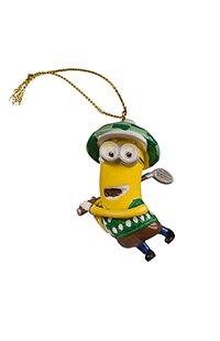 Despicable Me Minion Golfer Ornament