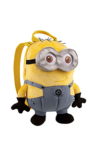 Despicable Me Minion Plush Backpack