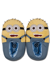 Despicable Me Minion Youth Slippers