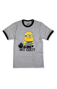 Despicable Me Not Guilty Men's T-Shirt