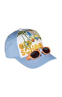 Despicable Me Old School Youth Cap with Sunglasses