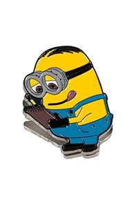 Despicable Me Minion Clip Magnet