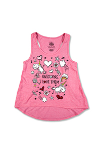 Despicable Me Unicorns Youth Tank