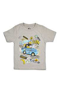 Despicable Me Universal Orlando Vacay Youth T-Shirt