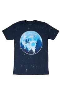 E.T. Moon Adult T-Shirt