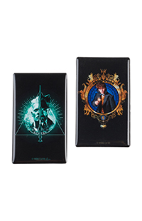 Fantastic Beasts: The Crimes of Grindelwald™ Magnetic Card Two-Pack