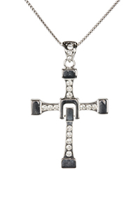 Fast & Furious Cross Necklace