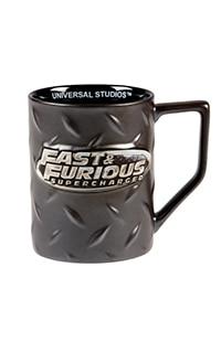 Fast & Furious Diamond Plated Mug