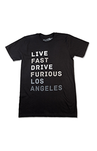 Fast & Furious Drive Furious Adult T-Shirt