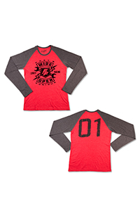 Fast & Furious Long Sleeve Raglan Men's T-Shirt