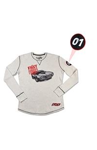 Fast & Furious Long Sleeve Thermal Men's T-Shirt