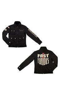 Fast & Furious Men's Twill Jacket