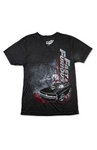 Fast & Furious Men's V-neck T-Shirt